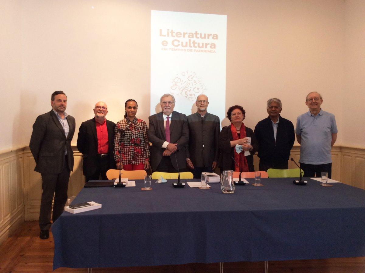"""""""Literatura e Cultura em Tempos de Pandemia"""""""