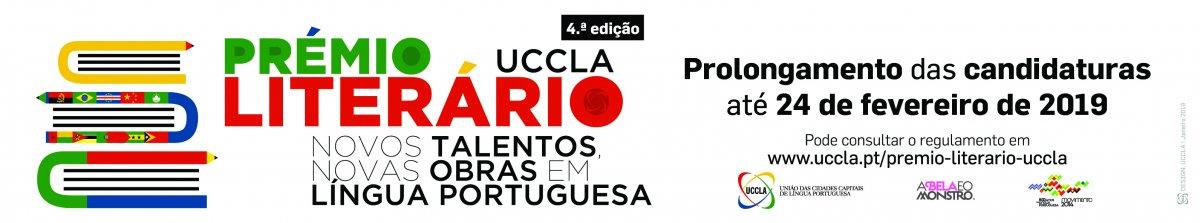 Prolongamento 4 edicao do Premio Literario UCCLA
