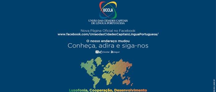 Nova página da UCCLA no Facebook