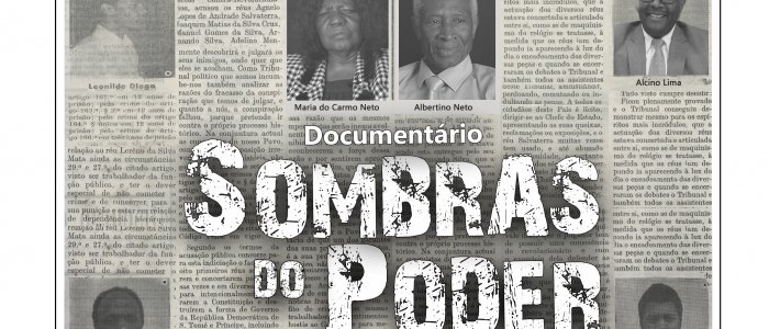 """Estreia do documentário """"Sombras do Poder"""" na UCCLA"""