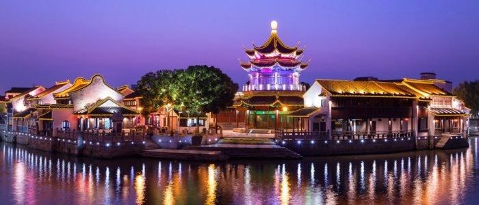 cidade de Suzhou