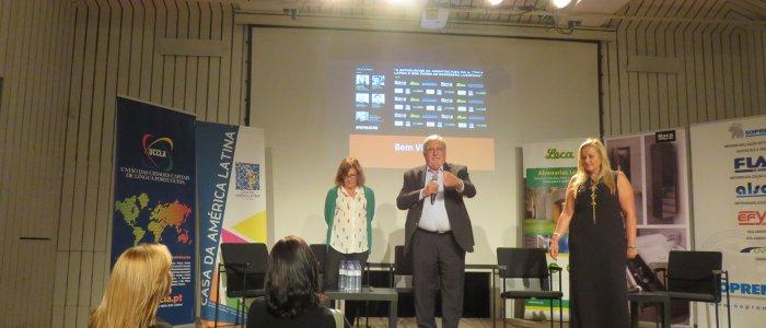 """Conferência """"A Actualidade da Arquitectura na América Latina e nos Países de Expressão Lusófona"""""""