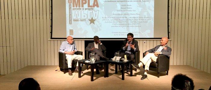 Debate As mudanças sociopolíticas em curso em Angola_7004