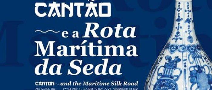 """UCCLA apoia exposição """"Cantão e a Rota Marítima da Seda"""""""