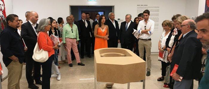 Inauguracao Expo Frente Verso Inverso