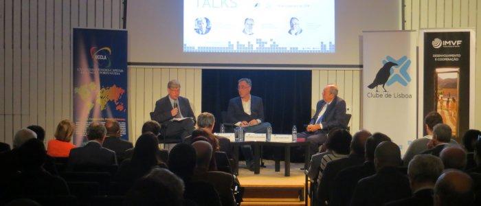 """Lisbon Talk debateu """"Angola: que mudança?"""" na UCCLA"""
