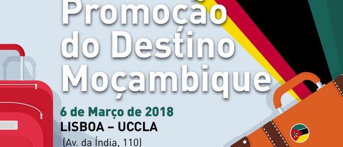 """UCCLA vai acolher Seminário """"Promoção do Destino Moçambique"""""""