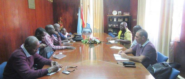 Câmara Municipal de Bissau e UCCLA promovem reunião sobre prevenção e segurança rodoviária