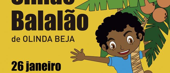 Resultado de imagem para Lançamento do livro infantil â??Simão Balalãoâ?� de Olinda Beja na UCCLA