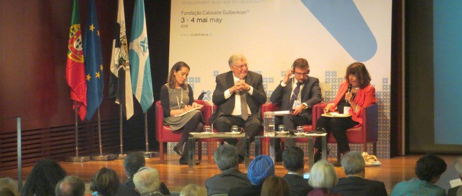 Conferências de Lisboa na Gulbenkian
