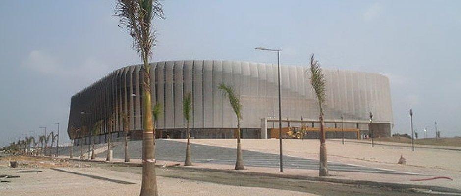 Novo pavilhão multiusos de Luanda