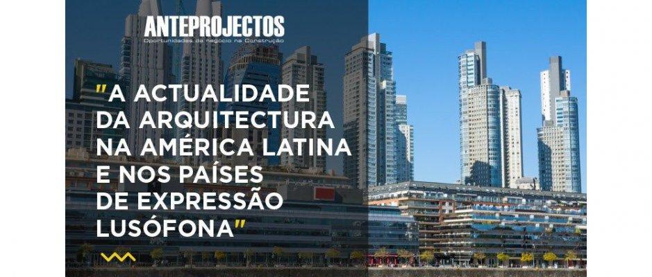 Conferencia Atualidade da Arquitetura
