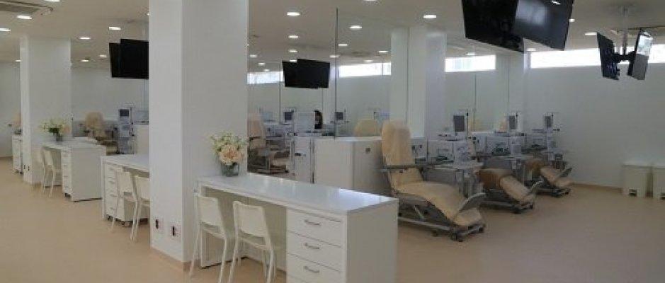 Maior Centro de Hemodiálise inaugurado em Luanda