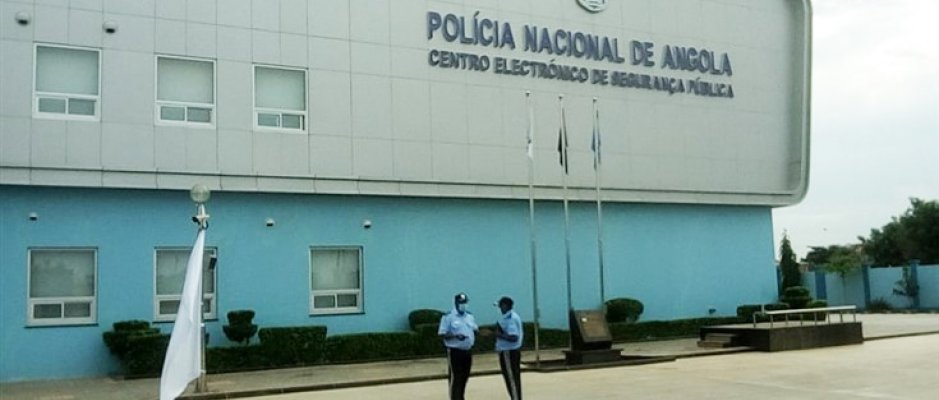 Luanda inaugurou Centro Electrónico de Segurança Pública