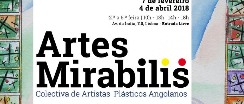 Exposição de artistas angolanos na UCCLA