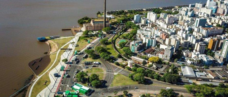 Porto Alegre selecionada num projeto do Google para planeamento climático