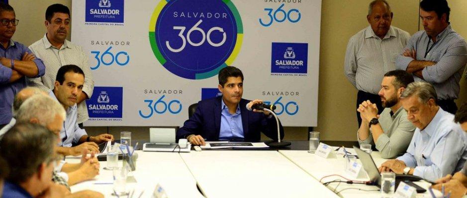 Salvador vai requalificar vias de trânsito