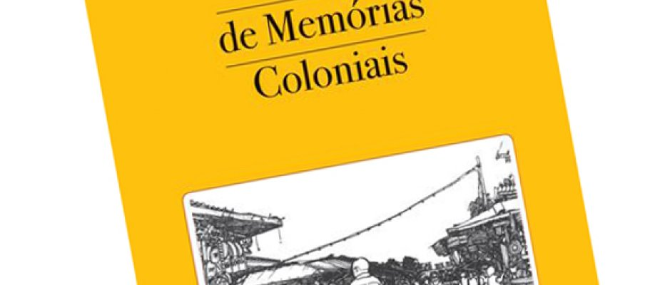 """Livro """"Caderno de Memórias Coloniais"""" de Isabela Figueiredo"""
