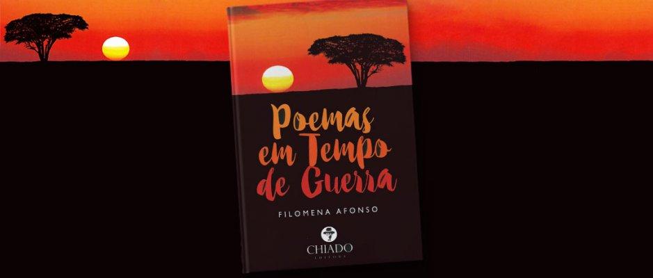 """UCCLA acolhe o lançamento do livro """"Poemas em Tempo de Guerra"""""""