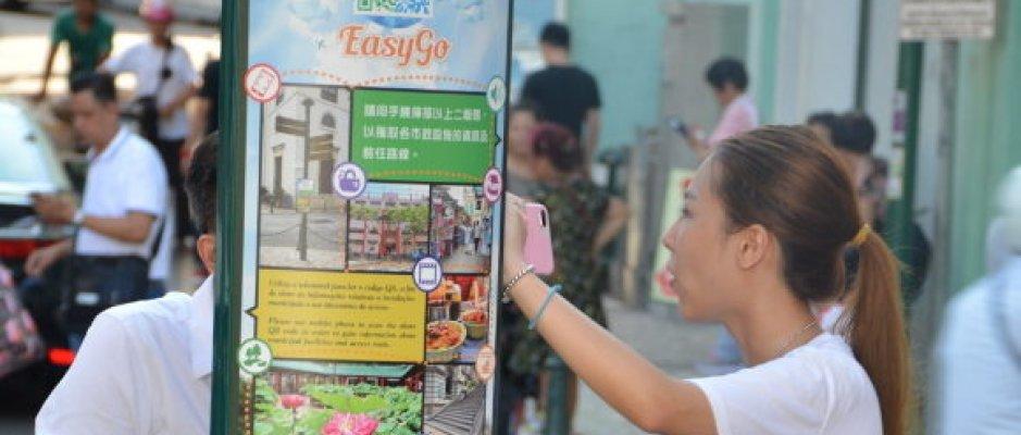 EasyGo para turistas em Macau