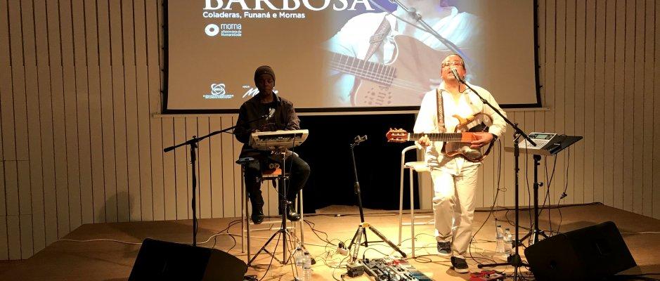 Concerto de Zézé Barbosa na UCCLA