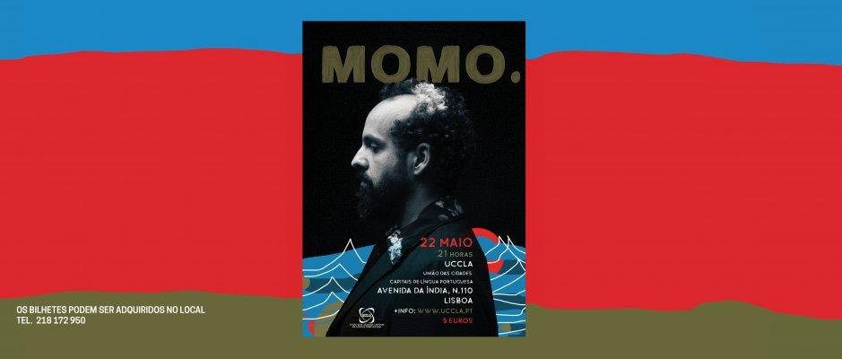 Concerto de Momo na UCCLA