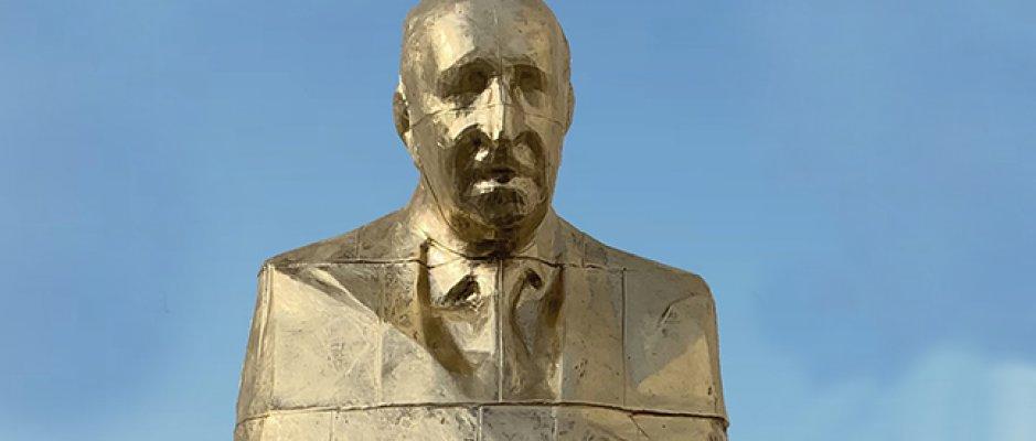 Estátua Eduardo Lourenço