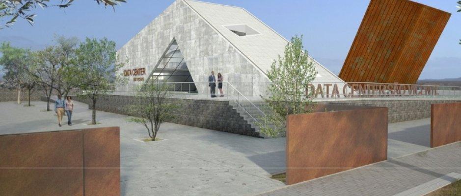 Construção de Data Center em São Vicente