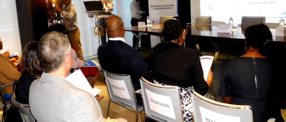 Criação de Plano Nacional de Cuidados em Cabo Verde