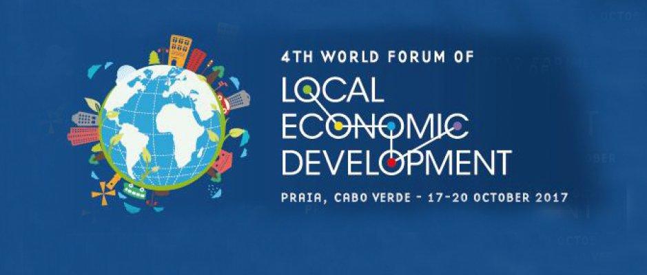 Fórum Mundial de Desenvolvimento Económico Local em Cabo Verde