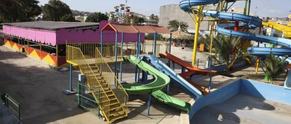 Primeiro parque de diversão em Cabo Verde