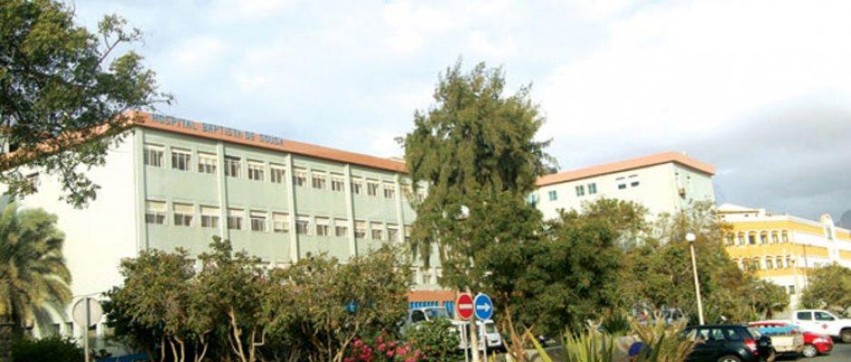 Expansão do Hospital Baptista de Sousa em São Vicente