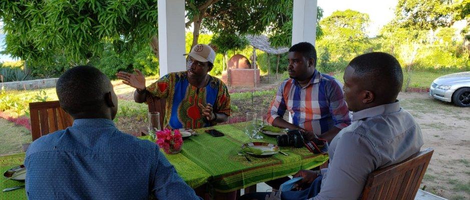 Ilha de Moçambique - Promoção de destino em colaboração com a Revista Indico das Linhas Aéreas de Moçambique