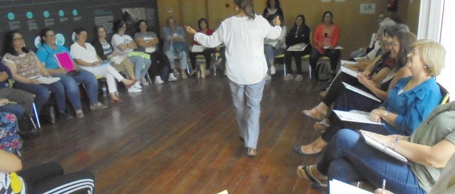 """Projeto """"Participação na Escola"""" em formação"""