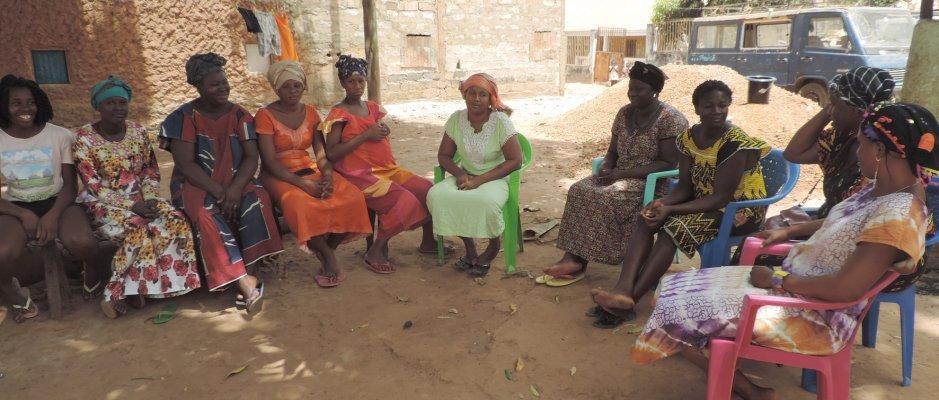 Estudo sobre a utilização de energia doméstica para a confeção de alimentos nos bairros de Bissau