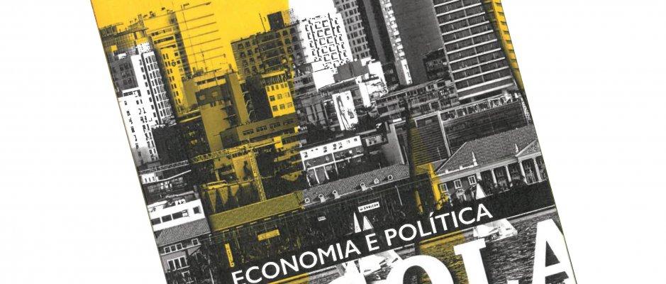 """Livro """"Economia e Política de Angola 2020"""""""