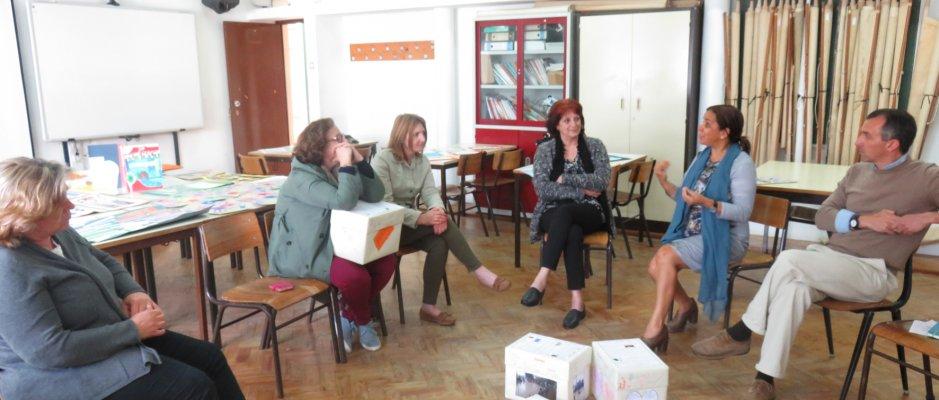 Encontro de Educação para a Cidadania Global em Cascais
