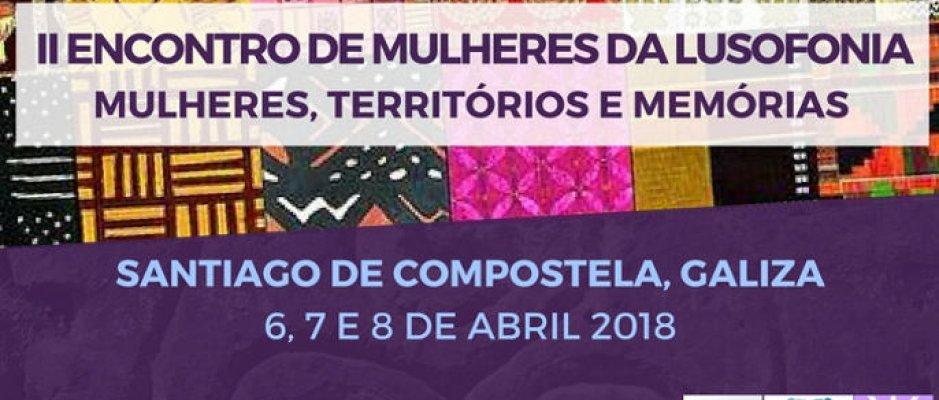 Encontro de mulheres da Lusofonia em Santiago de Compostela