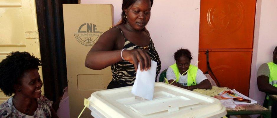 Segunda volta das Eleições Presidenciais na Guiné-Bissau