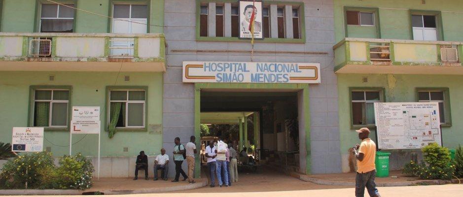 Governo da Guiné-Bissau vai reabilitar principal hospital do país