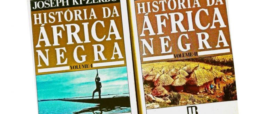 """Livro """"História da África Negra"""" de Joseph Ki-Zerbo"""