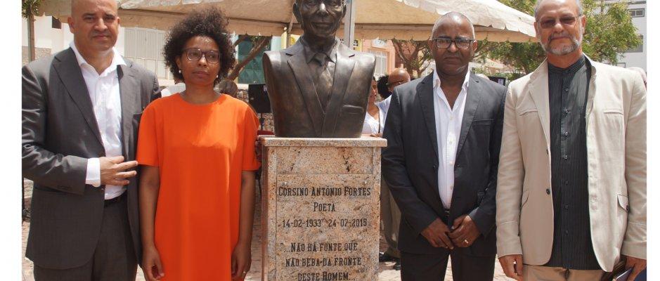 UCCLA esteve presente na homenagem a Corsino Fortes