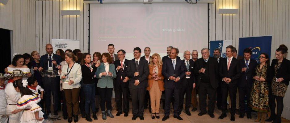 A internacionalização das empresas em debate na UCCLA e Casa da América Latina