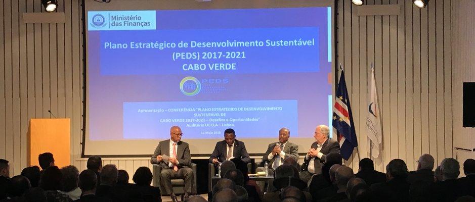 Apresentação do Plano Estratégico de Desenvolvimento Sustentável de Cabo Verde 2017-2021
