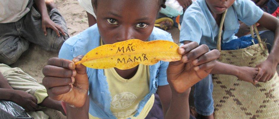 Cluster da Cooperação Portuguesa da Ilha de Moçambique - Formação na totalidade das escolas do Distrito da Ilha de Moçambique