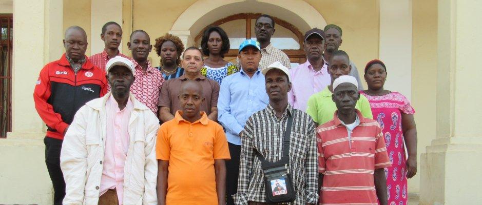 UCCLA na região de Gabu na Guiné-Bissau