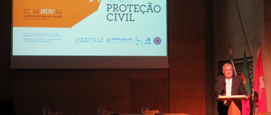 """Encontro Técnico da Rede """"Proteção Civil"""""""