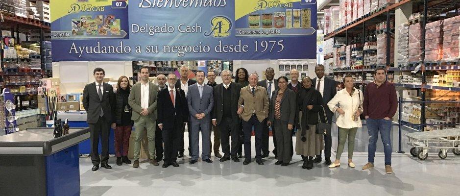Jornadas de Intercâmbio Empresarial em Olivença