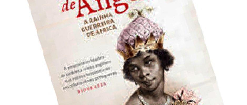 Livro Nzinga de Angola