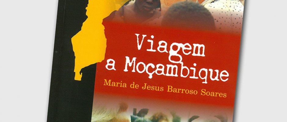 """Livro """"Viagem a Moçambique"""" de Maria de Jesus Barroso Soares"""